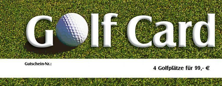 Golfcard Weserbergland