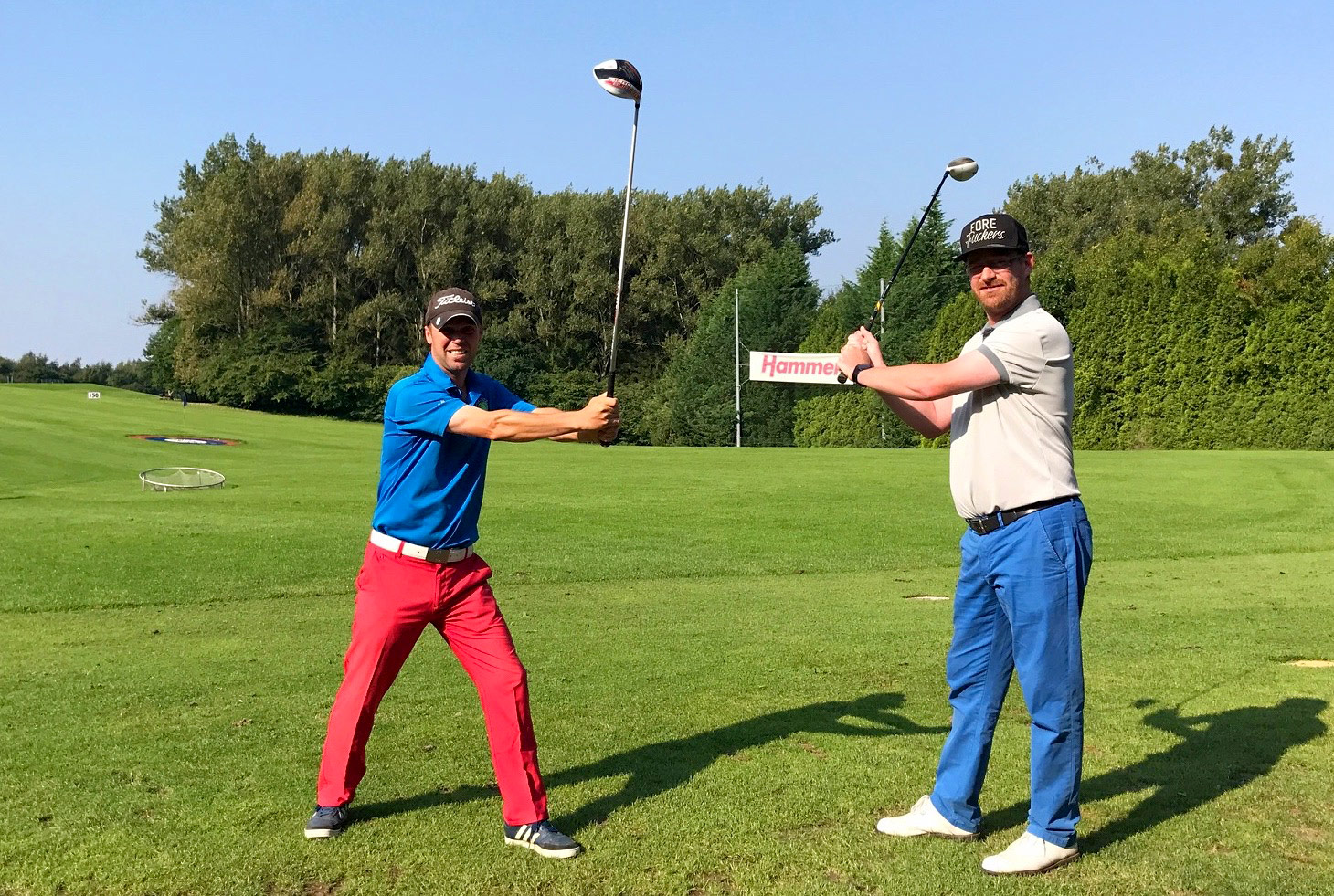 Die Golflehrer im Golfclub Schaumburg