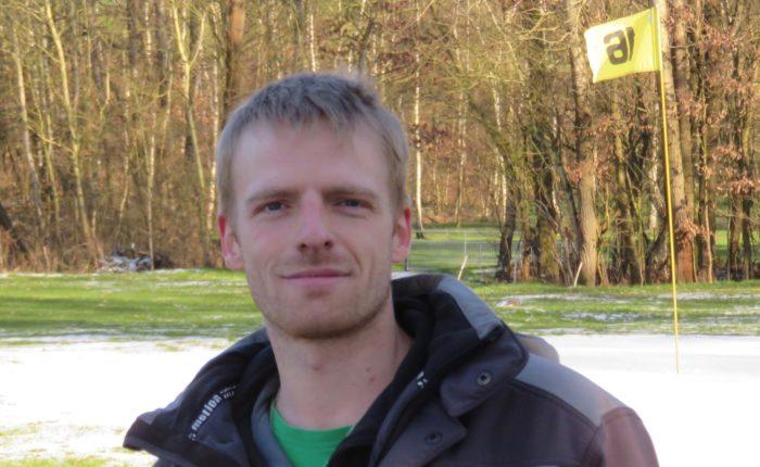 Neuer Head Greenkeeper im Golfclub Schaumburg.