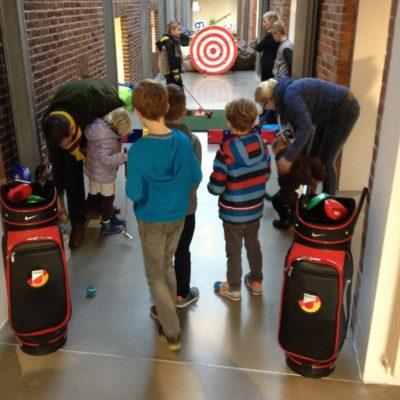 Golfclub Schaumburg präsentiert sich bei der Paul Kome Company
